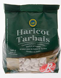 Tarbais beans Label Rouge